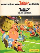 ASTERIX - ASTERIX EN DE BRITTEN (DRUK N.O.I. - AMSTERDAM, 1973)