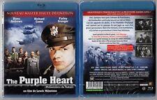 THE PURPLE HEART - Blu-ray - 2013 - 95 min - NEUF