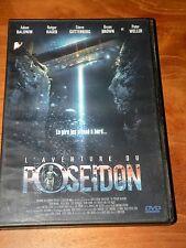 DVD  L' AVENTURE DU POSEIDON  adam baldwin  langue française