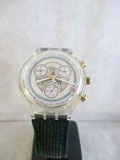 Montre Chronograph SWATCH La Majesté Velours - SCK405