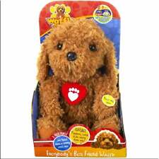 Waffle the Wonder Dog  Everybody's Best Friend Interactive Talking Soft Toy