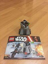 LEGO Star Wars - First Order Battle Pack Tower Gun Laser - 75132 (no figures)