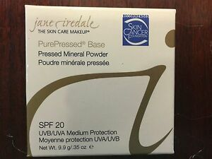 Jane Iredale - PurePressed Base SPF 20 - Chestnut (0.35 oz.)