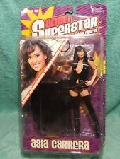 Adult Superstars figure | ASIA CARRERA*GLOSSY CHEST| Plastic Fantasy *BOX DAMAGE