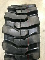 4 New Tires 12 16.5 Loadmaxx Skid Steer 14 Ply Deep Tread 46/32 12x16.5 FS