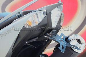 EVOTECH PORTATARGA REGOLABILE YAMAHA T-MAX 530 2012-2013-2014-2015 TAIL TIDY