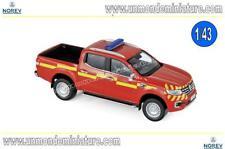 Renault Alaskan Pick-Up 2017 Pompiers  NOREV - NO 518393 - �‰chelle 1/43