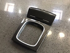 Audi A3 S3 8P Gearstick Surround & Ash Tray Lid Carbon Hydrodipped