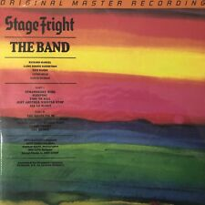 Stage Fright by The Band (180g LTD Vinyl LP), 2011 Mobile Fidelity