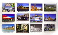 12 x Melbourne Australian Postcard
