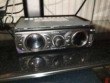 AUNA CAR AUDIO STEREO SYSTEM SOUND Bluetooth Music Phone USB AUX MP3 player