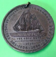 The Centenary Of The London Missionary Society 1785 -1895 Medal.