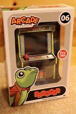 Arcade Classics FROGGER 06 Handheld Games Konami Table Vintage Mancave Fun Gift