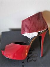 ROCK & REPUBLIC ARIA RED PLATFORM PUMPS SIZE 39 NEW IN BOX