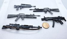 Marvel Legends G.I. Joe Weapons Guns Rifles Accessories Custom Fodder 1:12 Scale
