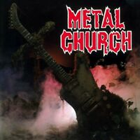 Metal Church - Metal Church [New Vinyl] Holland - Import