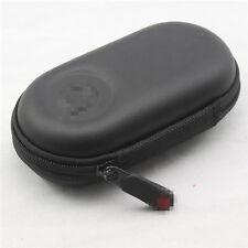 Black Carring Hard Storage Holder Bag Case For Earphone Earbud Headphone