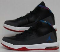 e5a2fcb26559 807718-061 Nike Air Jordan Deluxe (GS) Black Red Velocity-Elephant ...