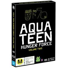 Aqua Teen Hunger Force Vol 2 (DVD Region 4) Volume Two (2-Disc Set, 13 Episodes)