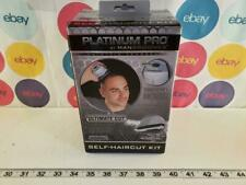 PLATINUM PRO by MANGROOMER - 9 Length Guards Self-Haircut Kit Hair Clippers