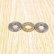 Axial Thrust Ball Bearings 8mm x 19mm x 7mm F8-19M