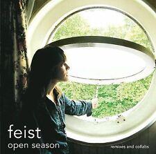 Open Season 2006 by Feist Ex-library