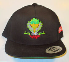 High Times VIP Custom Embroidered Snap Back Limited Edition Hat Cap New