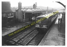 Kirkby in Ashfield East Railway Station Photo. Annesley - Sutton Jct. (1)