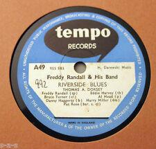 NICE Price: Freddy Randall & His Band-Jazz Club Stomp/Riverside Blues RITMO