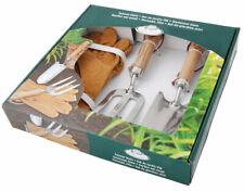 Gartenwerkzeug Geschenkeset (3 teilig, Esschert Design, GT41, Gardentools)