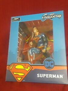 Rare Diamond Select DC collectible Gallery Superman Statue figure gift deco