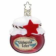 Inge Glas Christbaumschmuck Marmelade Glühwein Gelee
