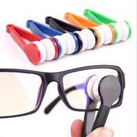 DE Mini Soft Brillenreiniger Wischen Objektiv Reinigung Brille Brillen E Deko