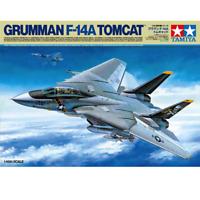 Tamiya 61114 Grumman F-14A Tomcat 1/48