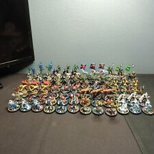 Heroclix Collateral Damage Complete Set 119 Figures REV Uniques LE's Tokens N.M.