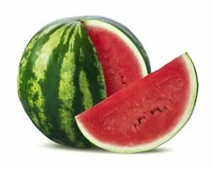 10 Seeds Of Water Melon Cal Sweetest Large Fruit Easy To Plant Summer Fresh Veg