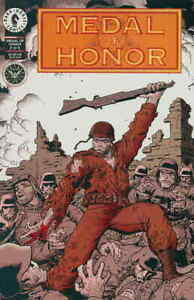 Medal of Honor #2 VF/NM; Dark Horse | save on shipping - details inside