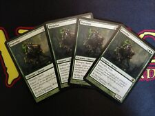 MTG Modern Black Green Putrefax Infect Deck With Box And Sleeves