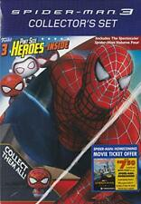 Spider-Man 3 Collector's Set, New DVD, ,