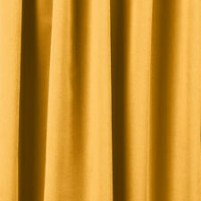 """Velour Fabric 54"""" By the Yard Yellow """"Apollo Gold"""" Rose Brand 13oz"""