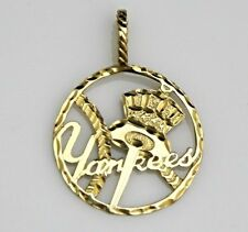 Sports Yellow Gold Fine Necklaces & Pendants without Stones