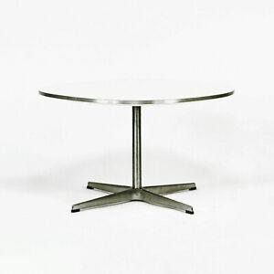 2004 Superellipse Coffee Table by Hein Bruno Mathsson Arne Jacobsen Fritz Hansen