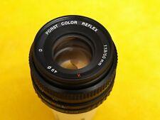 Porst Color Reflex D 1:1.9/ 50mm  Porst, Fuji Objektiv, guter Zustand