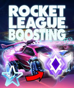 Rocket League   Rank Boosting   ANY RANK TO CHAMPION   PC/Xbox