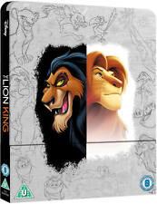 The Lion King - Steelbook - Exclusive - Blu-ray & 4K Ultra HD -NEW