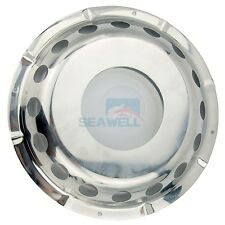 Stainless Steel Solar Deck Ventilator Cover Boat Yacht Vent Caravan Exhaust Fan