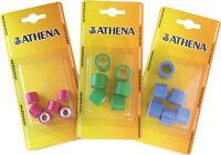 ATHENA ROLLER KIT 25X22.2 30 GR 6 ROLLER PART# S41000030P117 NEW