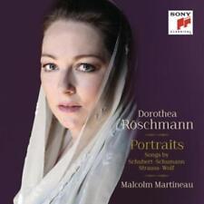 Portraits von Dorothea Röschmann,Malcolm Martineau (2014)