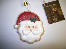"""""""Traditional Christmas Cookie Ornament"""" (Santa) by Bethany Lowe Designs"""