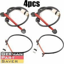 Disc Brake Pad Electronic Wear Sensor Front and Rear for Porche Boxster Cayman
